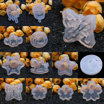 Silicone Resin Pendant Mold Tear Star Ornaments Handmade Making Mould Jewelry