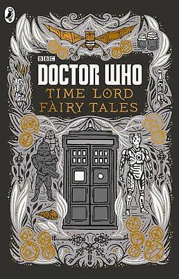 Doctor Who: Time Lord Fairy Tales by Justin Richards (English) Hardcover Book Fr
