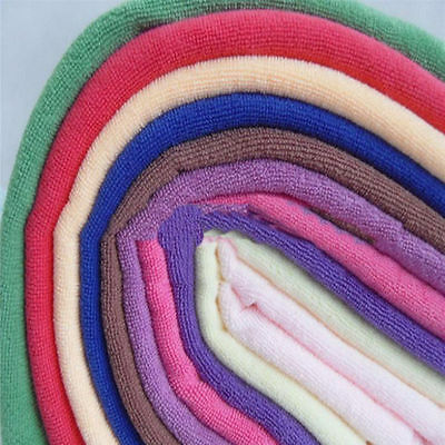 5pcs/Set Baby Face Washers Hand Towels Cotton Wipe Wash Cloth Gift Soft Colorful