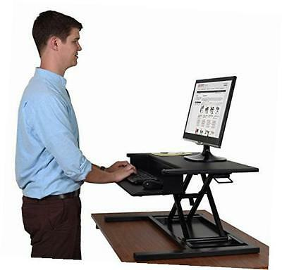 AirRise Pro - Height Adjustable Standing Desk Converter, ...
