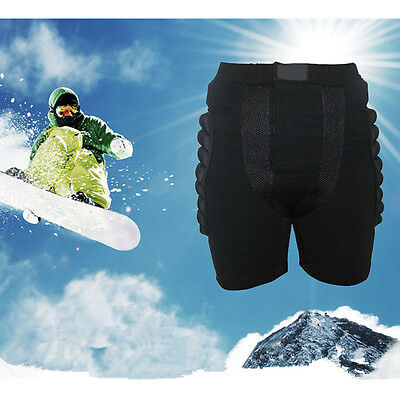 Ski Protective Hip Padded Short Pants Snowboard Skiing Skating Impact Protection