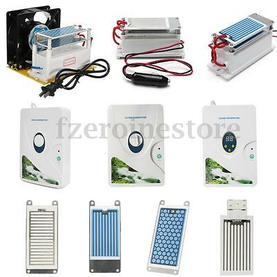 Ozone Generator Double Ceramic Plate Integrated Sterilizer Air Ozonizer