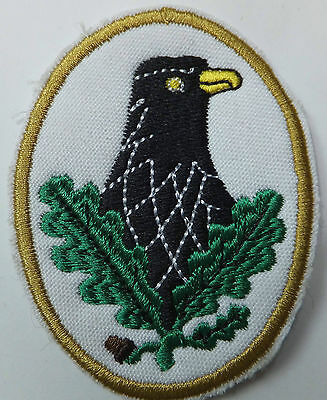 German Snipers Patch (white Gold)