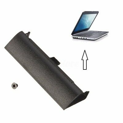 Laptop HDD Hard Drive Bay Caddy Cover With Screw For DELL LATITUDE E6420 E6520