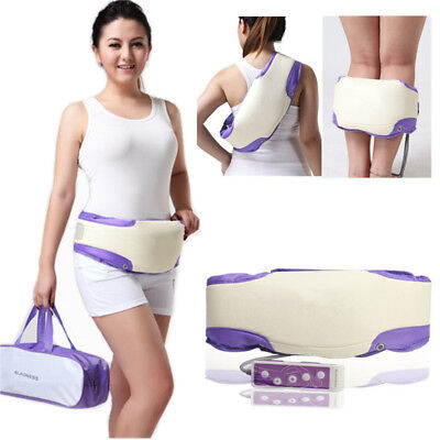 Free shipping Slender Shaper Slimming Lose Weight Toning Fat Burning Massager FZ