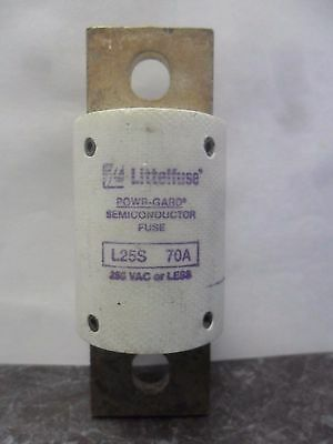 New Littelfuse L25S 300 Amp Fuse Semiconductor 250V Bussmann FWX 300A