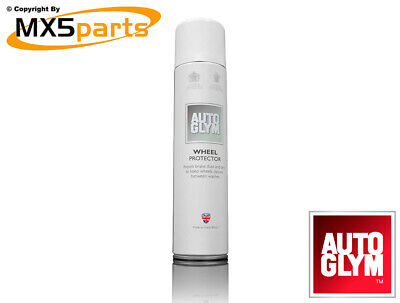 Autoglym Alloy Wheel Rim Protector, 300ml Repels & Protects Against Brake Dust!