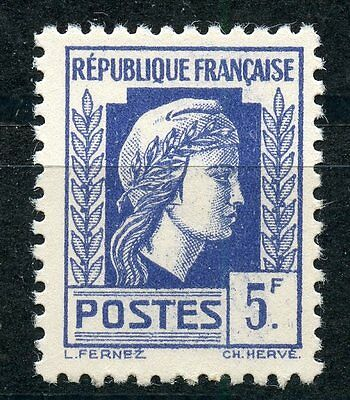 Promo Stamp / Timbre De France Neuf Serie D'alger / Marianne / N° 645 **