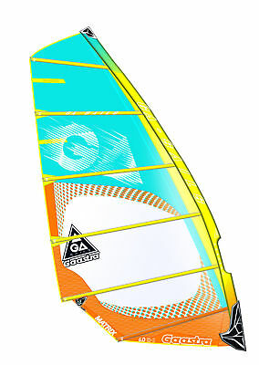 Matrix C1 blue orange Windsurf Segel Ga Gaastra 2016