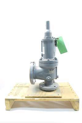 Dresser 1905-Kc-1-Cc-Ms-31-Rf-La-Hp 3X4In 110Psi Relief Valve D562005