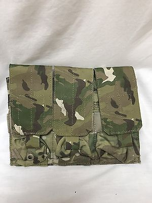 EAGLE INDUSTRIES Multicam Triple Double Carbine Pouch SEALs Rangers 5CCA SOFLCS