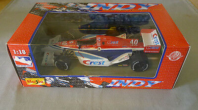 1998 Maisto 1/18 Jack Miller Indy 500 Car Mint With Box