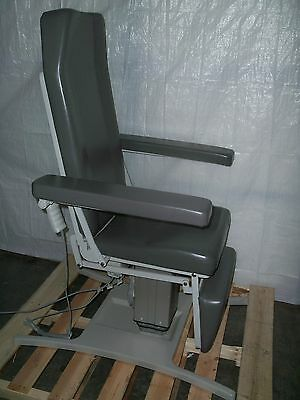 UMF Power Phlebotomy Reclining Hi Low Blood Draw Chair 8679