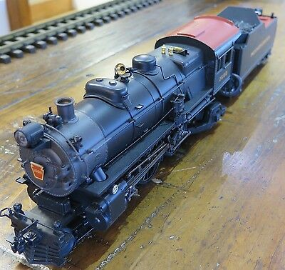 .MTH 20-3038-1 Pennsylvania 4-4-2 Atlantic Steam Engine w/ Proto-Sound In Box