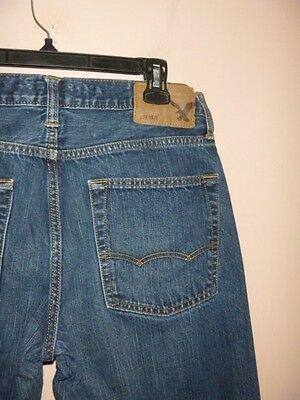 Mens American Eagle Slim Straight Jeans Size 31 / 32 ... Wow!!!