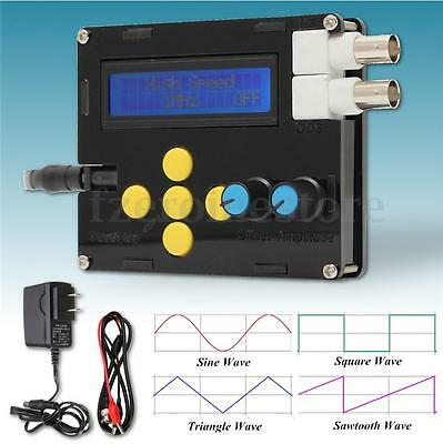 DDS Function Signal Generator Sine Square Triangle Sawtooth Wave Low Frequency F