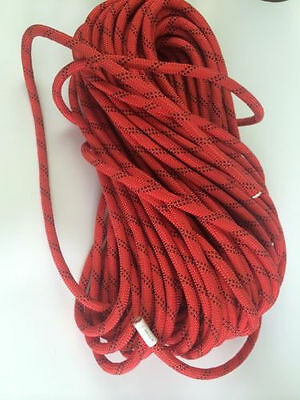 STATIC KERNMANTLE ROPE 50m x 12mm RESPONSE CLIMBING ACCESS RESCUE ABSEIL