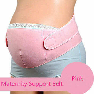 Adjust Pregnancy Maternity Support Belt back&bump Warmer Belly Band Baby Care