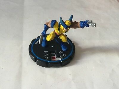 HeroClix MARVEL UNIVERSE #002  WOLVERINE  Experienced
