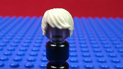 Lego-Minifigures Series 1[2] X 1 Hair Piece For The Surfer Guy  From Series 2