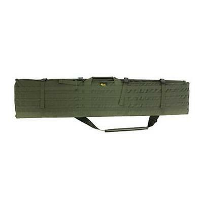 "US PeaceKeeper Shooting Mat/Rifle Case 48""x36"" 1000 Denier Nylon OD Green P20301"