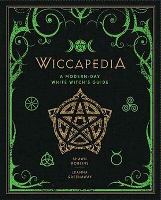 Wiccapedia, Shawn Robbins