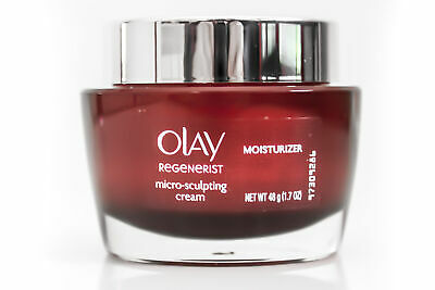 Olay Regenerist Micro-Sculpting Cream Face Moisturizer 1.7 oz