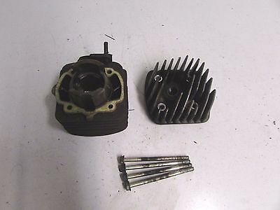 Honda SH50 SH 50 1996 onwards Cylinder Barrel, Piston and Cylinder Head Top End