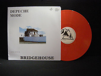 Depeche Mode ‎– Bridgehouse ' 12'' MINT RED