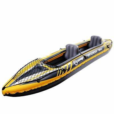 Jilong St. Croix 2 - 2-person kayak, 350x78x52cm incl. 2 inflatable seats, 160kg