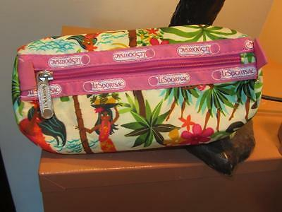 LeSportSac - Small Cosmetic Travel Bag  (Retail - $38.00)  Must See!