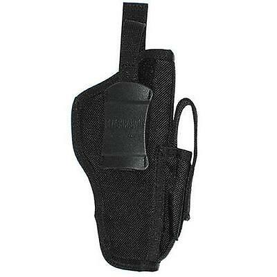 "BlackHawk 40AM05BK Nylon Ambi Black Multi-Use Holster 3.75-4.5"" Large Auto"
