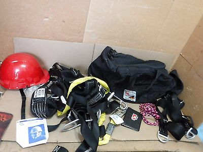 Roco Rescue Gear Climbing Rappelling Search Equipment With Helmet