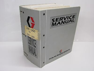 Graco Painting Tools & Supplies Service Manual, 308-000 To 308-199