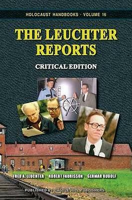 NEW The Leuchter Reports by Fred A Leuchter BOOK (Paperback / softback)