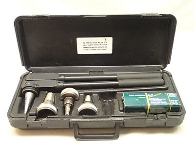 """ProPEX Expander Tool Set for Aquapex Water Systems Wirsbo 1/2 3/4 & 1"""""""