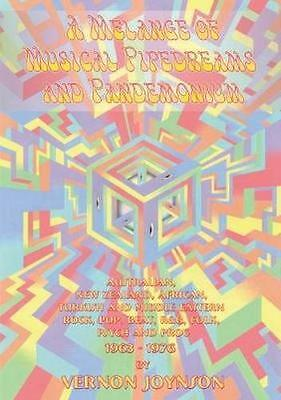 NEW A Melange Of Musical Pipedreams And Pendemonium by... BOOK (Paperback)