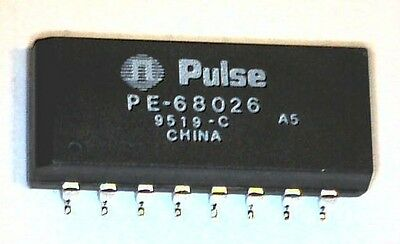 Pulse Pe-68026 Surface Mount 10Base-T Interface Modules Sop-16