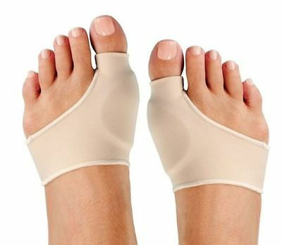 Foot Matters Bunion Gel Cushions Bunion Pads Spandex Cushions Small/Large Size