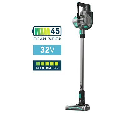 Vax Blade TBT3V1P1 Pro Cordless 32V Powerful Upright Stick Vacuum Cleaner Hoover