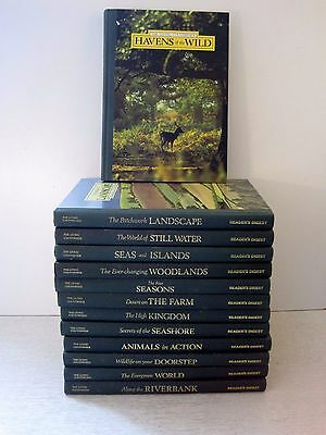 Reader's Digest - The Living Countryside - 13 Books Collection