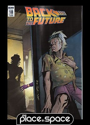 Back To The Future (Idw Publishing) #18A (Wk16)