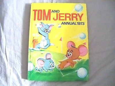 Tom and Jerry Annual  1973