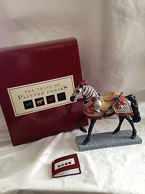 Trail Of Painted Ponies-SUPER CHARGER 1E 1911 NIB
