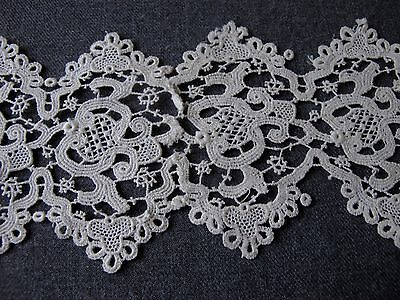 Antique Point De Gaze? Lace Trim Edging   7841N