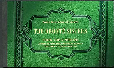 Great Britain The Brinte Sisters  Cpl Unexploded Prestige Booklet Mint Nh Shown