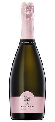 Tempus Two Sparkling Rose NV (6 x 750mL), Limestone Coast, SA.