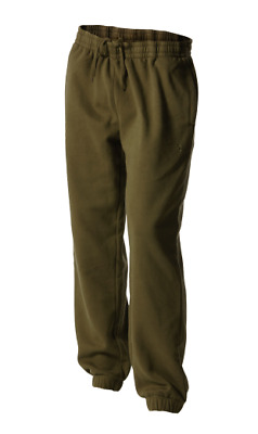 Trakker Fleece Jogging Bottoms Joggers - All Sizes *Clearance*