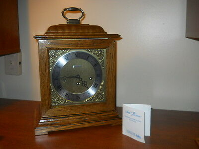1988 Seth Thomas Westminster 8 Day Mantel Clock- New Old Stock, Never Opened!!