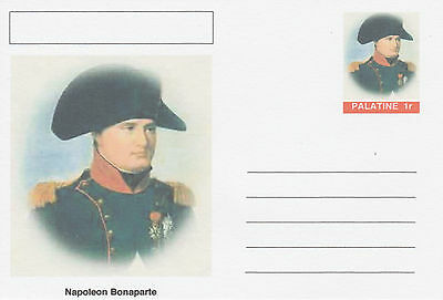CINDERELLA - 3930 - NAPOLEON featured on fantasy Postal Stationery card